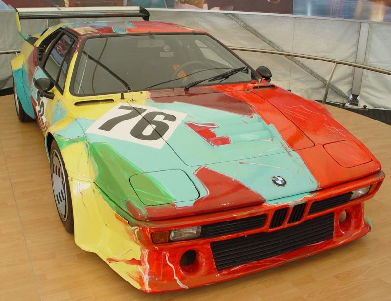 le sport auto  et l'art - Page 3 Bmw_m110