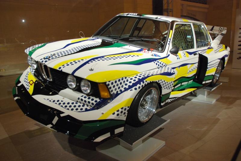 le sport auto  et l'art - Page 4 Bmw_ro10