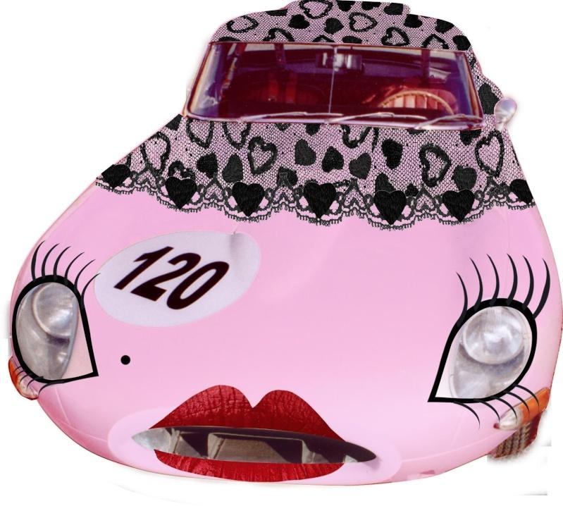 le sport auto  et l'art - Page 3 Jaguar10