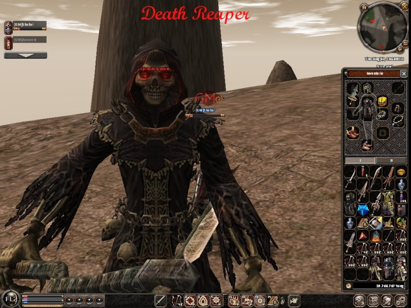 Death Reaper New Design Mob10