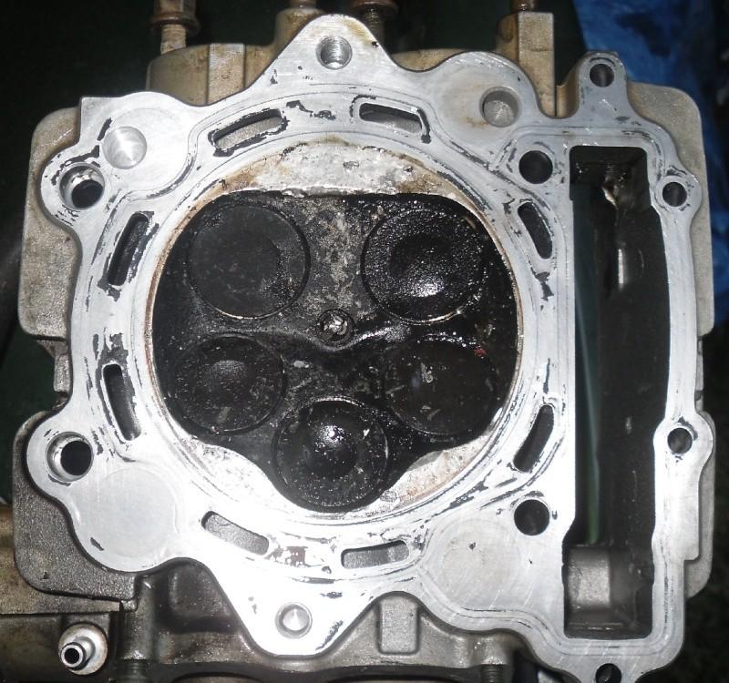 Grizzly 660 - Refaire le moteur complet 10_yam10