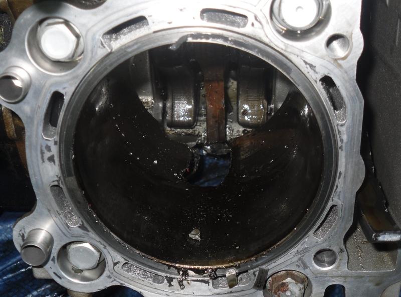 Grizzly 660 - Refaire le moteur complet 16_yam10