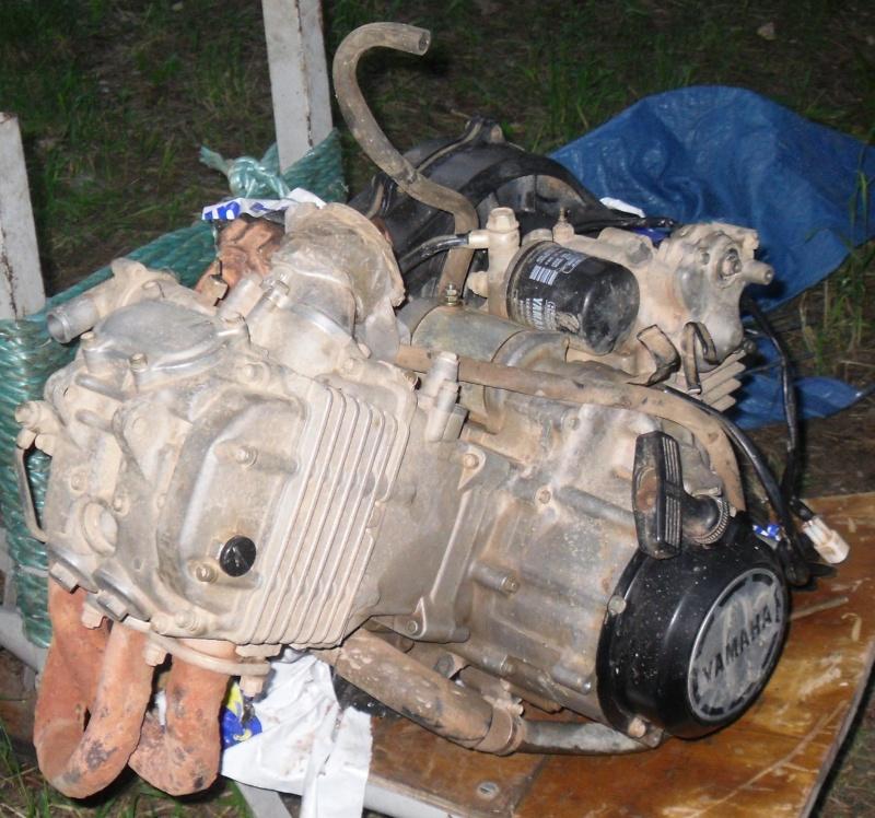 Grizzly 660 - Refaire le moteur complet Sdc11210