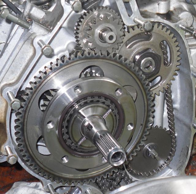Grizzly 660 - Refaire le moteur complet Yam-me11