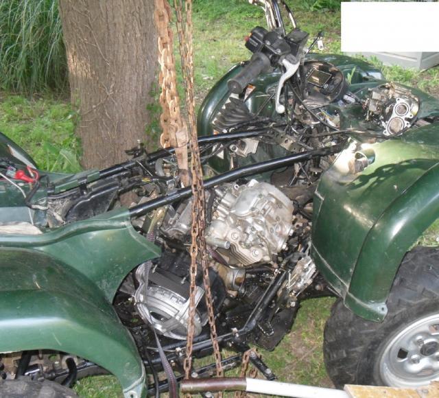 Grizzly 660 - Refaire le moteur complet Yam_911