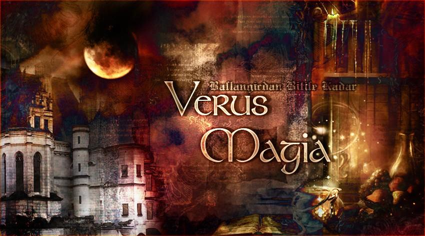 Verus Magia | Role Play Sitesi