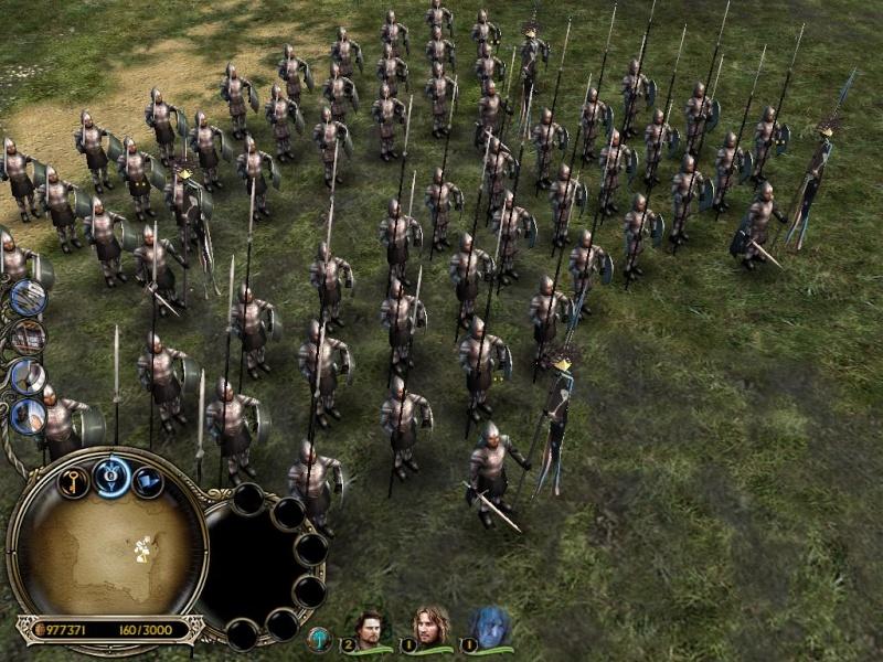 Screenshots TierdAgeMod Gondor10
