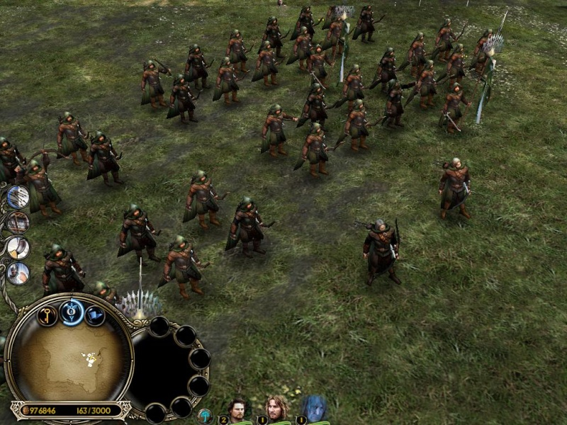 Screenshots TierdAgeMod Gondor11