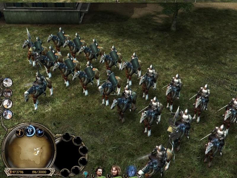 Screenshots TierdAgeMod Gondor12