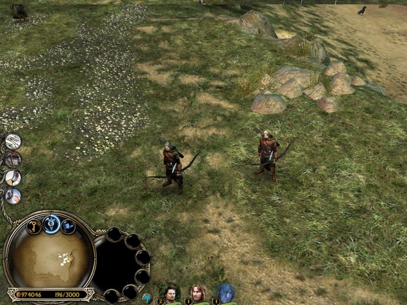 Screenshots TierdAgeMod Gondor13