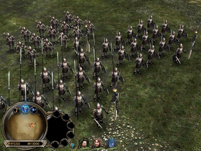 Screenshots TierdAgeMod Gondor14