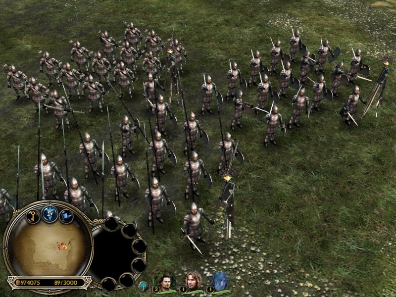 Screenshots TierdAgeMod Gondor15