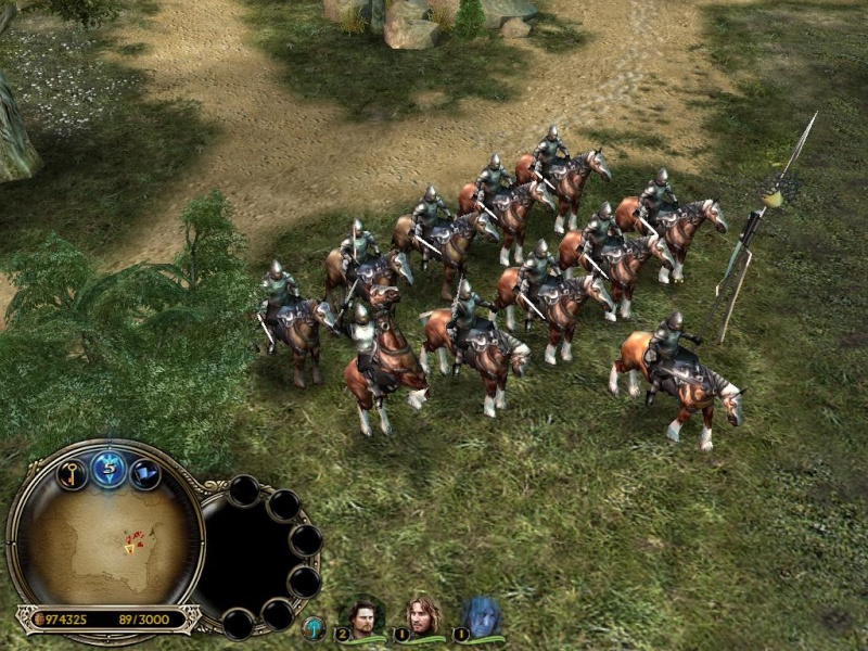 Screenshots TierdAgeMod Gondor16
