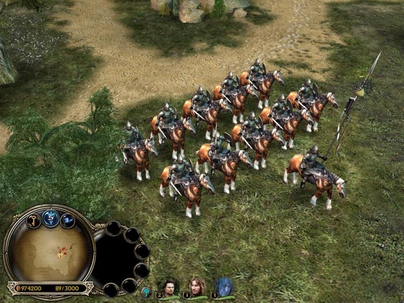Screenshots TierdAgeMod Gondor17