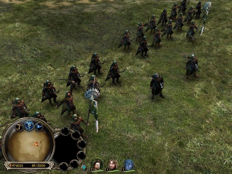 Screenshots TierdAgeMod Gondor18