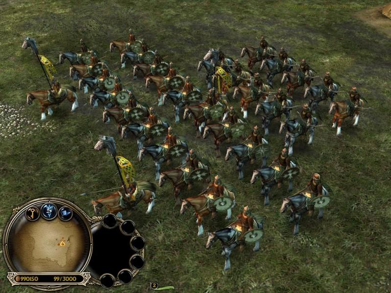 Screenshots TierdAgeMod Rohan11