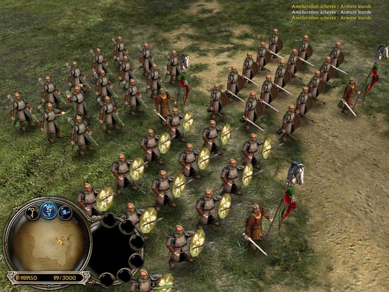 Screenshots TierdAgeMod Rohan211