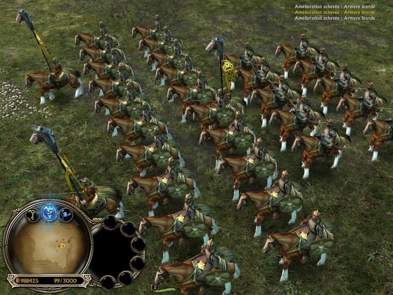 Screenshots TierdAgeMod Rohan311