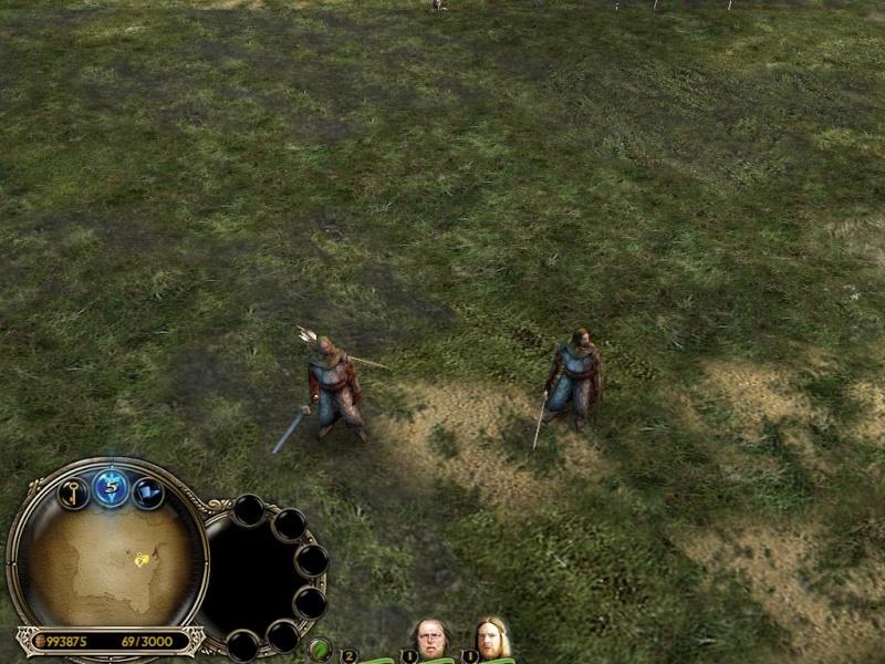 Screenshots TierdAgeMod Rohanv10