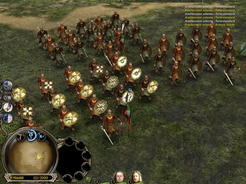 Screenshots TierdAgeMod Rohanv12