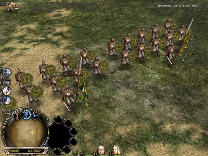 Screenshots TierdAgeMod Rohanv13