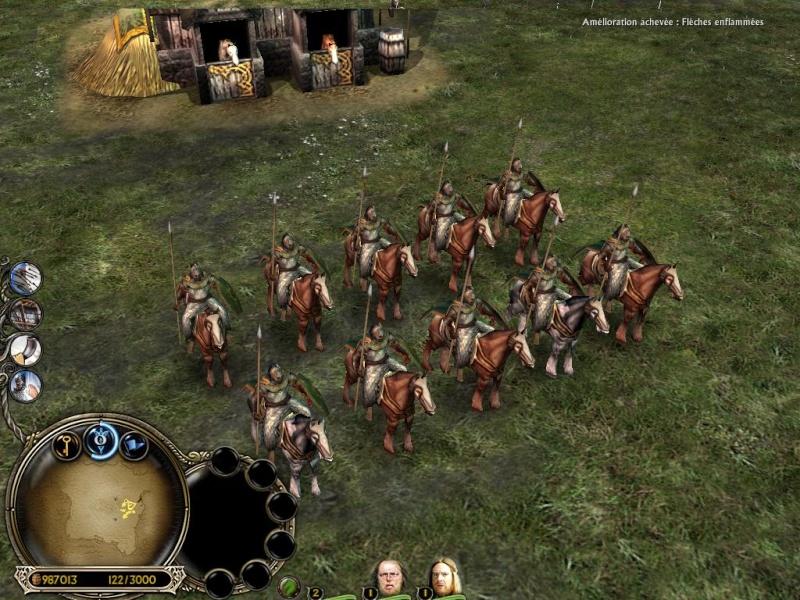 Screenshots TierdAgeMod Rohanv14