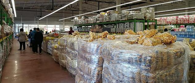 Russen-Markt greift Aldi und Lidl an Ddd10