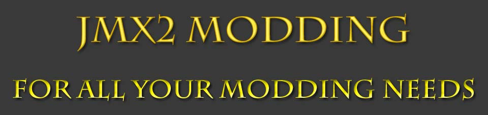 JMX2 MODDING