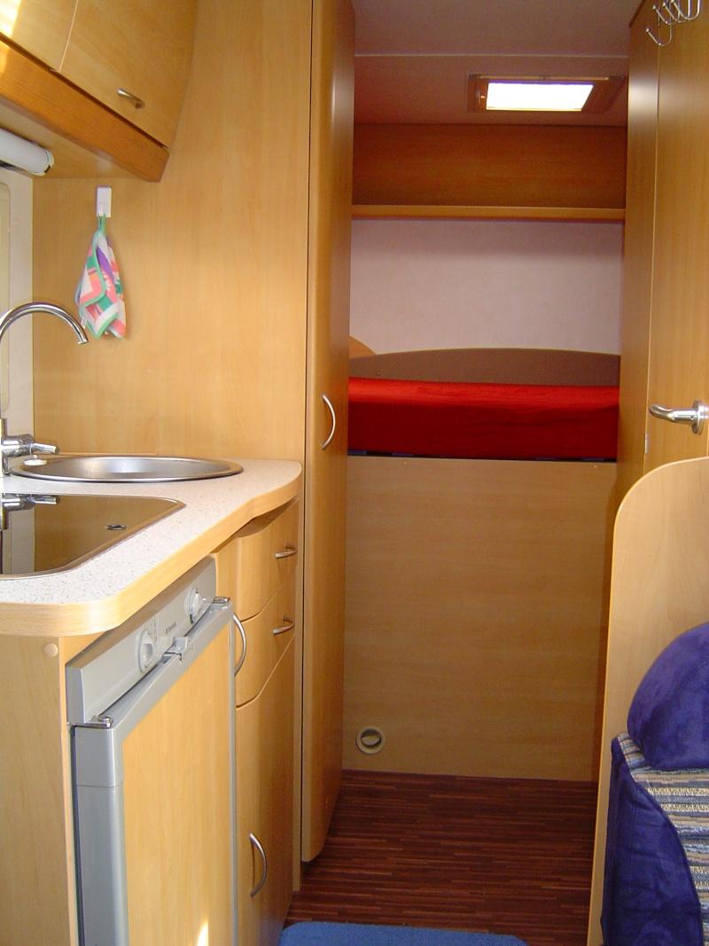 Vends Camping-car Eura Mobil Profila 660HB capucine.  VENDU Campin11