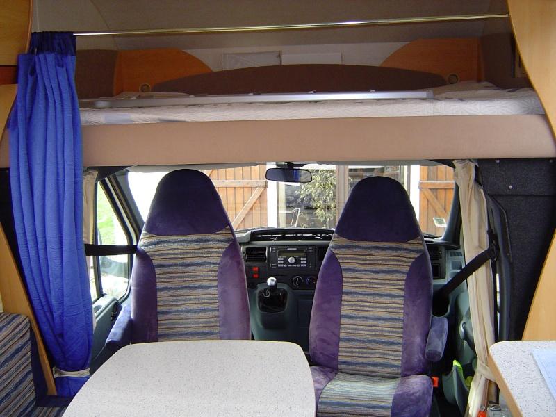 Vends Camping-car Eura Mobil Profila 660HB capucine.  VENDU Campin13
