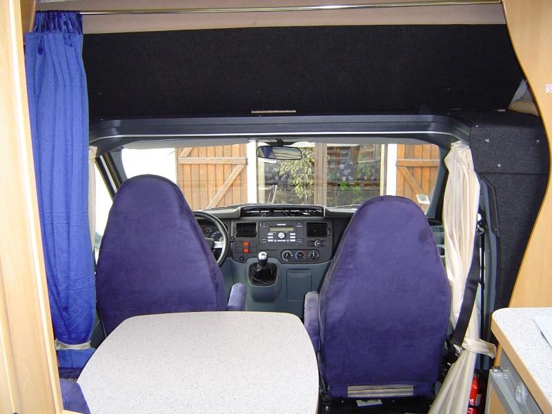 Vends Camping-car Eura Mobil Profila 660HB capucine.  VENDU Campin14