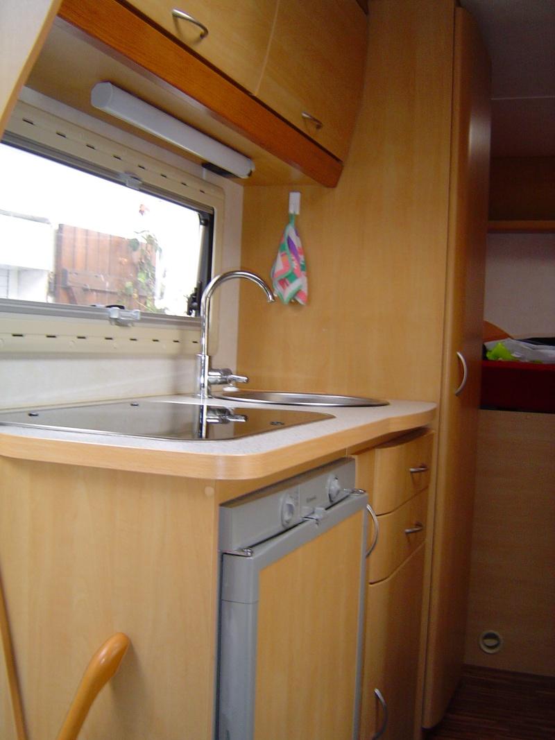 Vends Camping-car Eura Mobil Profila 660HB capucine.  VENDU Campin15