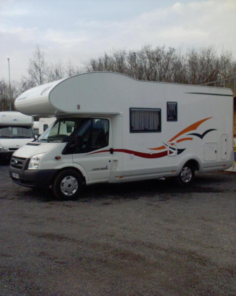 Vends Camping-car Eura Mobil Profila 660HB capucine.  VENDU Disque12