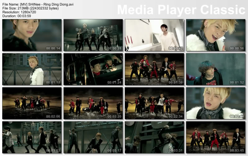 Các MV của SHINee Thumbs10