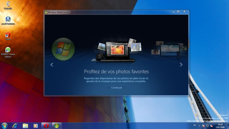 """Windows Seven sur """"vieux PC""""... 44162410"""