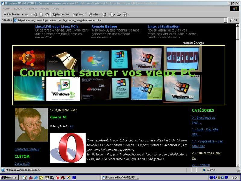 PC Brother 6000 de l'année 2000 44410110