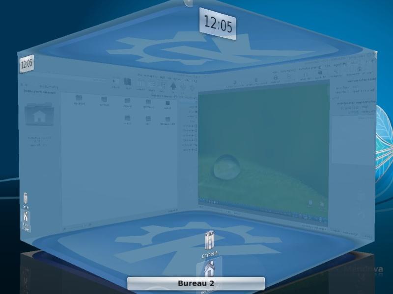KDE : environnement de bureau Cap710