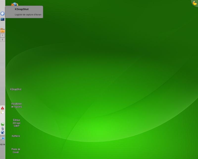 KDE : environnement de bureau Captur17