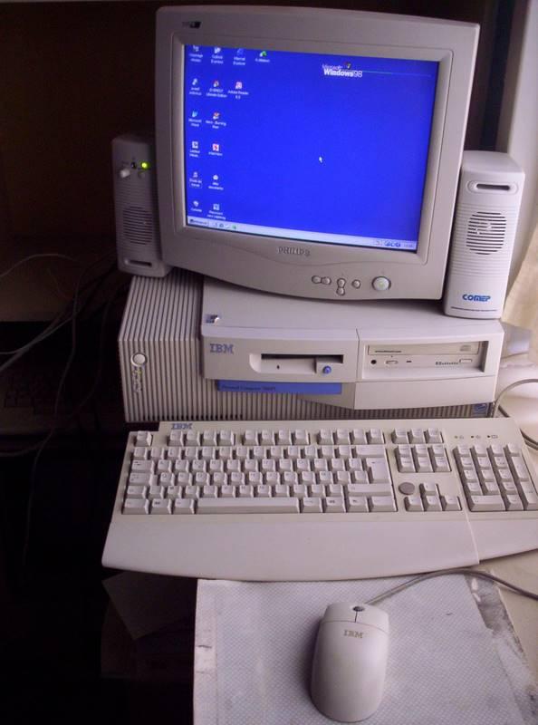 Fujivall :Compaq Presario:1995/Armada 1530D:1997/IBM 300PL:1999/HP Vectra:2001 Photos10