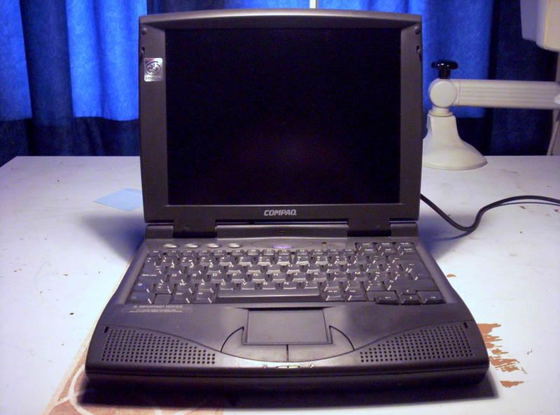 Fujivall :Compaq Presario:1995/Armada 1530D:1997/IBM 300PL:1999/HP Vectra:2001 Portab10