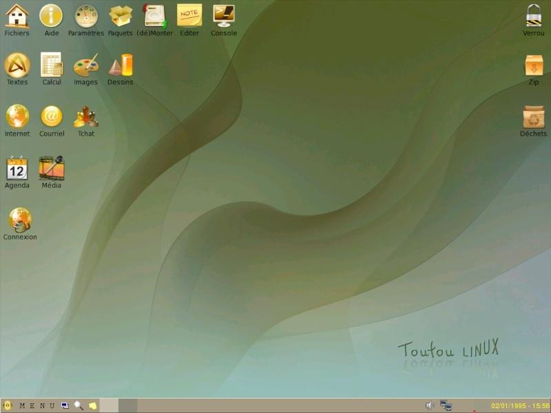 ToutouLinux 4.31 Ttcap210