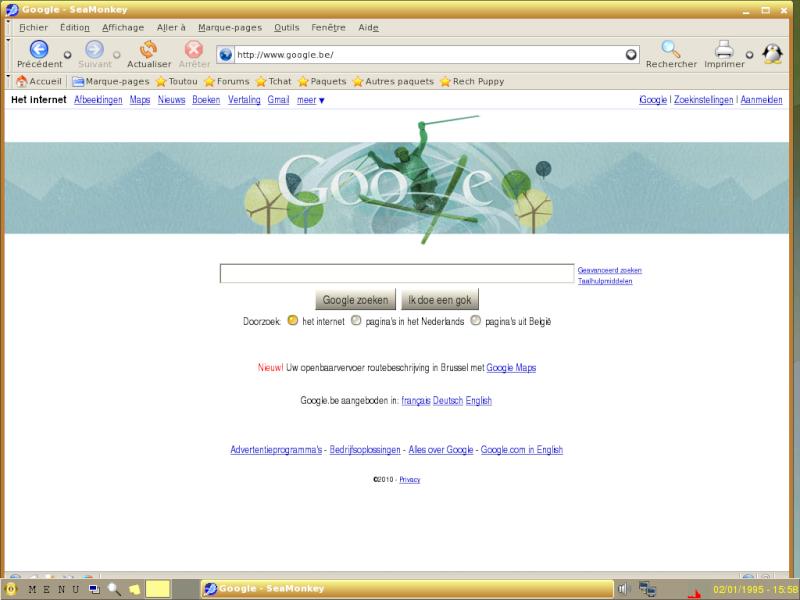 ToutouLinux 4.31 Ttcap310