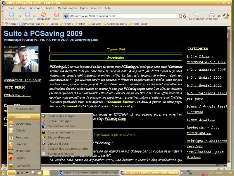 ToutouLinux 4.31 Ttcap610