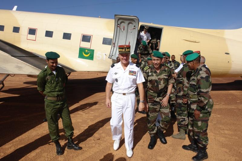 الجيش الموريتاني - صفحة 2 Arrive11