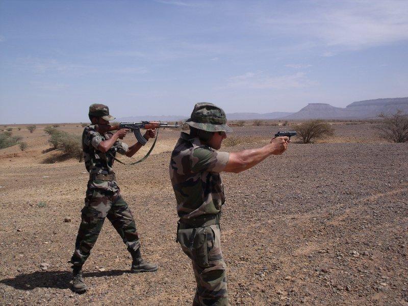 الجيش الموريتاني - صفحة 2 Exerci11