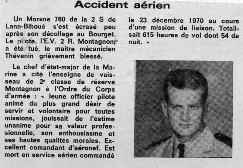 Recherches photos de Personnel de l'Aeronautique Navale morts en Service Aerien. - Page 3 Accide10