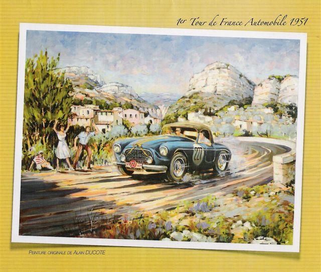 le sport auto  et l'art - Page 5 Ferrar12