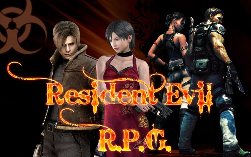 RPG Resident Evil