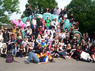 OPPCM- Officiele PretPark Cosplay Meet