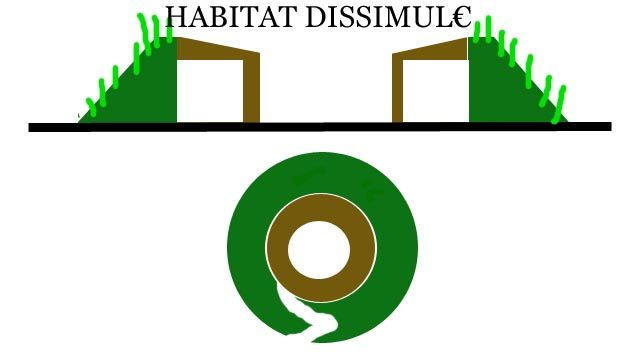 Abri sous terrain 5 & 10 ans Habita10